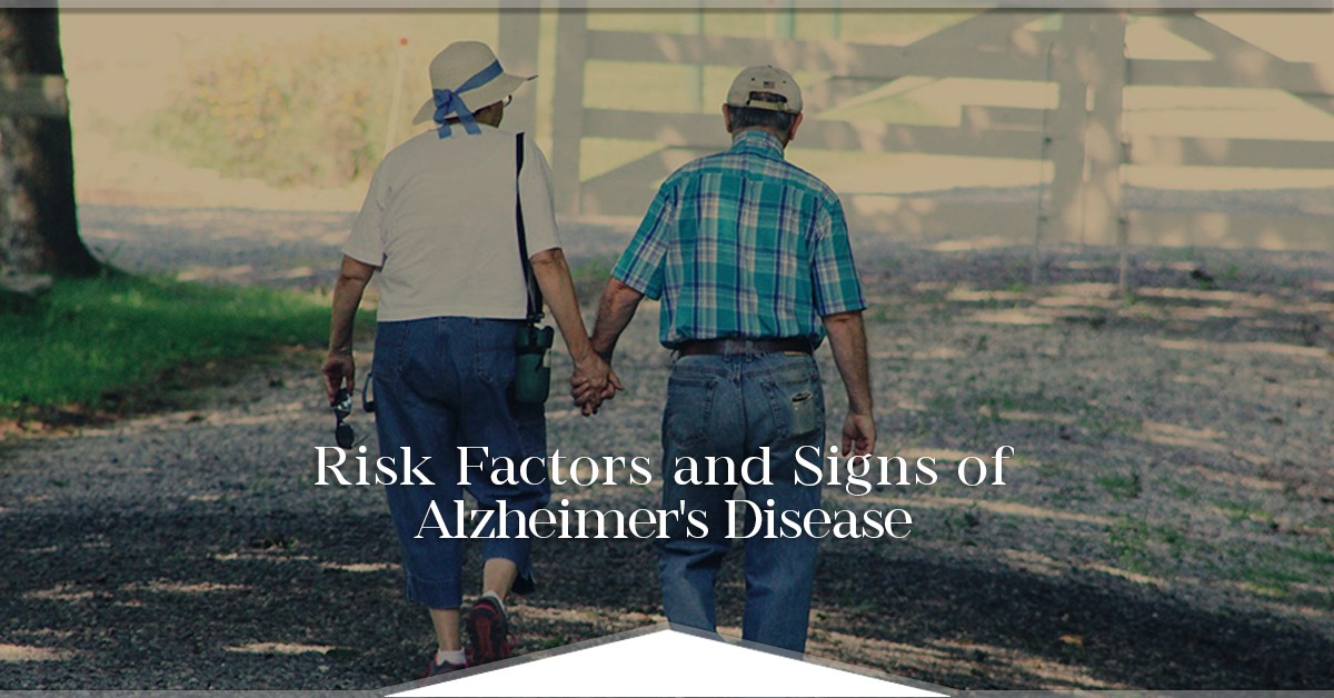 risk factors of Alzheimer's