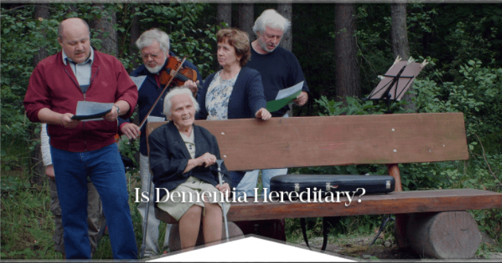 is dementia hereditary