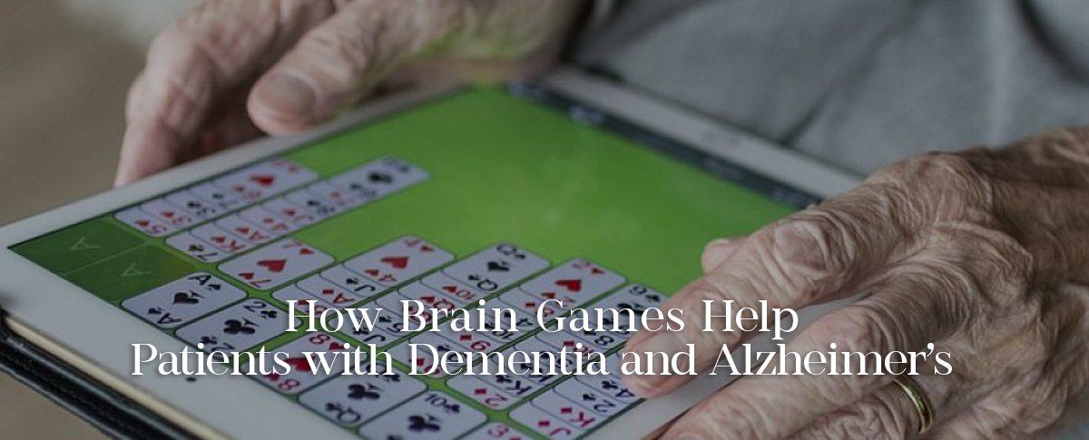 brain games dementia